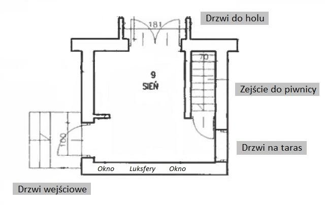 stary dom remont generalny ganek