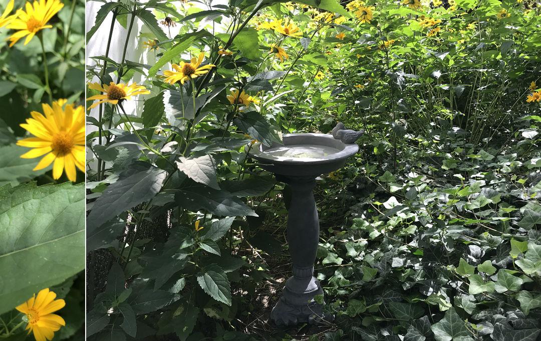 zrób to sam dekoracja ogrodowa do ogrodu