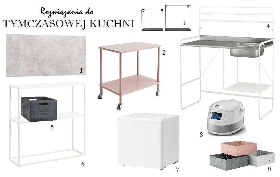 rozwiązania do kuchni dla studenta moja pierwsza kuchnia jak urządzić i wyposażyć kuchnię i nie zbankrutować