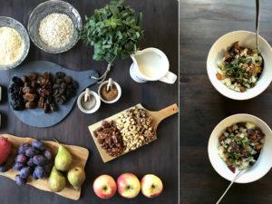 zdrowa dieta tryb życia eco food owsianka przygotowanie gotowanie