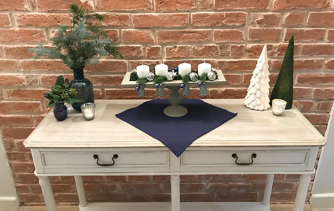 dekoracje na Adwent, stroik wieniec adwentowy oczekiwanie 2018