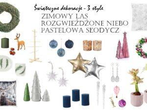 jak udekorować dom na święta w jakim stylu zakupy wishlista poradnik zakupowy ozdoby dekoracje świąteczne