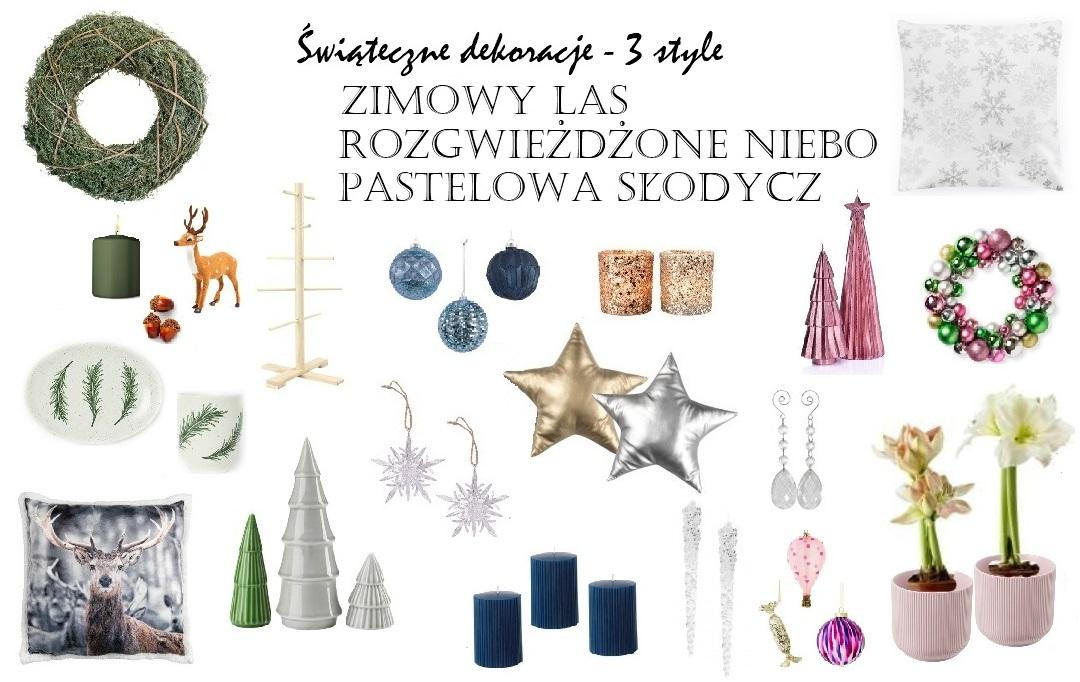 świąteczne Dekoracje 3 Style My Little Piece Of Heaven