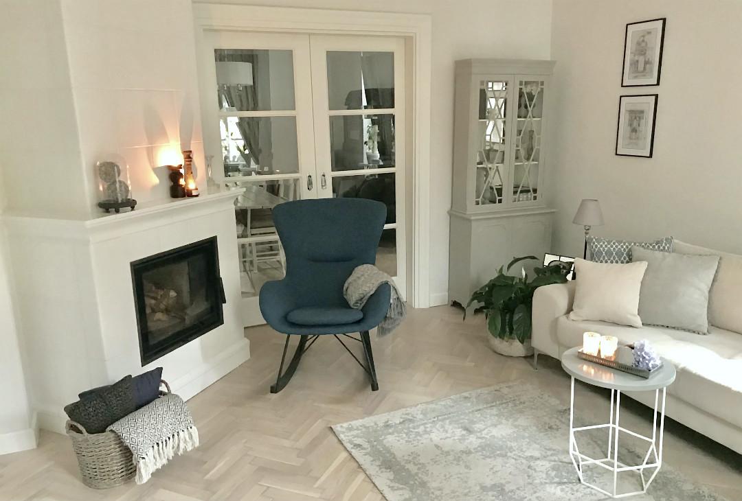 salon w starym domu lata 30. styl nowojorski styl francuski