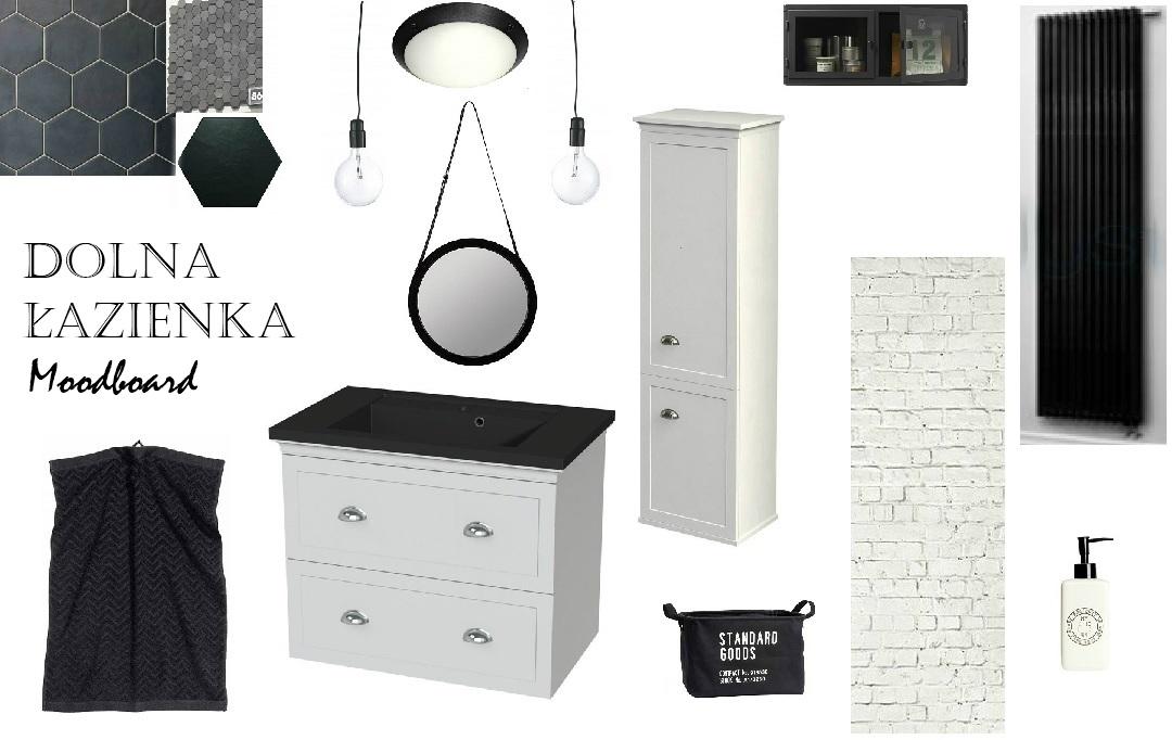 inspiracje jak urządzić łazienkę w męskim stylu loft industrialnym