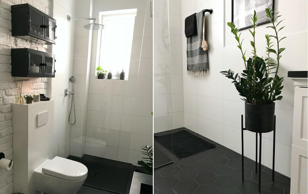 brodzik prysznicowy Kaldewei CONOFLAT czarny Lava