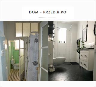 metamorfoza, projekt mieszkania, projekt domu, przed i po, zmiana