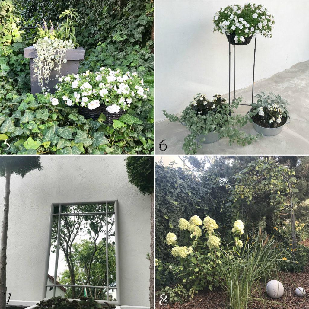 ulubione małeDIY podsumowanie projektu konkurs DIY zrób to sam donica kwietnik tarasowy lustro ogrodowe kule do ogrodu