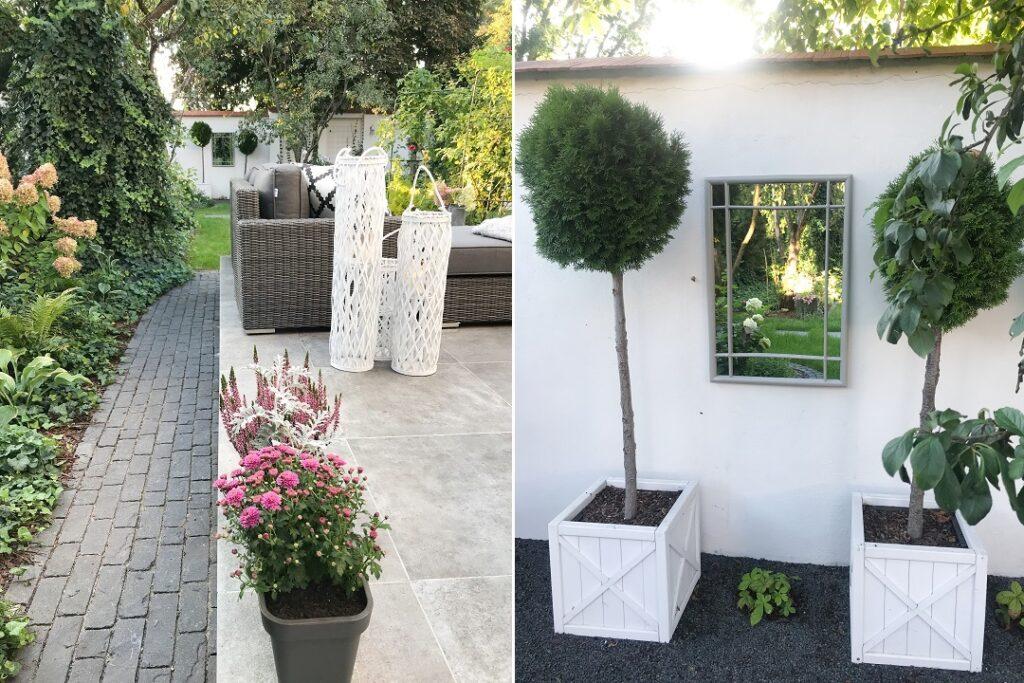 tajemniczy ogród, stylowy ogród, piękny ogród, jak urządzić ogród, nawierzchnie w ogrodzie, ścieżki w ogrodzie