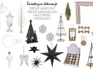 Najnowsze trendy w dekoracjach bożenarodzeniowych świątecznych ozdoby świąteczne bożonarodzeniowe poczuj klimat świąt jak ozdobić dom na święta trendy 2020